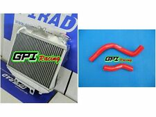 radiator &red HOSE Honda CR250 CR 250 R CR250R 1997 1998 1999 97 98 99