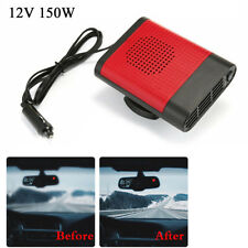 150W Portable Car Auto Heater Fan Defroster Windscreen Demister Heating Cooling