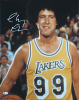 Chevy Chase Fletch Authentic Signed 16x20 Vertical Photo w/ White Paint BAS Wit