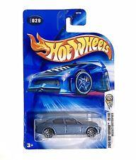 Hot Wheels 2004 First Editions MASERATI QUATTROPORTE 1:64 Scale Blue 29/100