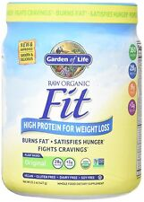 Garden Of Life Raw Fit Original Flavor Protein Powder 1lb Container