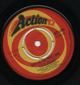 THE OLYMPICS baby do the philly dog*mine exclusively 1969 UK ACTION MOD NORTHERN
