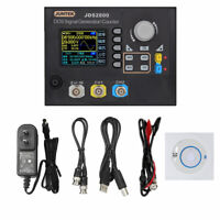 JDS2800 Dual-CH DDS Signal Generator/Counter Arbitrary Waveform  0-15mhz