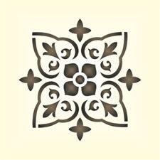 Mr. Stencil Maler Wandschablone Wandschablonen Schablone Historisches Ornament 6