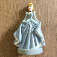 "2001 Disney Hasbro Cinderella 5"" Figure Playdough Stamp"