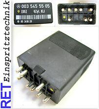 Las instalaciones de aire acondicionado 0035455505 relés unidad de control aire acondicionado mercedes benz W 124