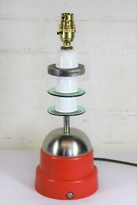 Desk Lamp Steampunk Table Lamp Electric Pylon Insulator Style Industrial Light