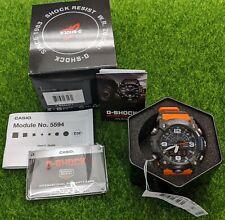 Casio G-Shock Mudmaster Mens Watch - Tough, Sealed, Digital, Orange - GGB100-1A9