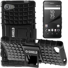G-Shield® Coque Rigide Antichoc Etui Housse Hybride Pour Sony Xperia Z5 Compact