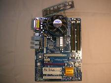 Asrock 775XFire-VSTA + P4 3 Ghz + 4 gb ddr2 + cooler 775