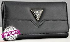 New Trend GuEsS Authentic Wallet Ladies Taylor Black Women Limited