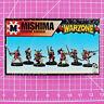 Warzone Mutant Chronicles Mishima Bushido Samurai (Metal) - Classic Target Games