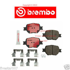 brembo Front Pads Disc Brake Pad Set for Lexus IS250 Scion tC Toyota Celica