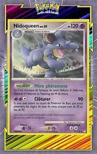 🌈Nidoqueen - DP02:Trésors Mystérieux - 31/123 - Carte Pokemon Neuve Française