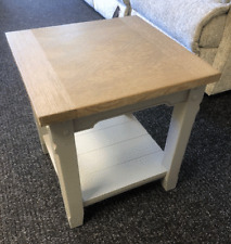 Nathan Furniture Tiverton Side Table or Lamp Table - Perfect A1 Condition