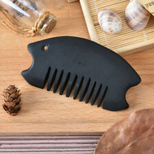 natural bian stone guasha gua sha comb massage scrape healthy tool Fu