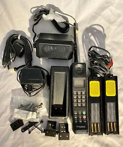"Motorola International 3200 ""Knochen"" Vintage - inkl. KFZ-Einbausatz BOX  SELTEN"