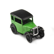 1/43 Scale Oxford Austin Seven RN Saloon Westminster Diecast Vehicles Green Car