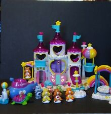 Care Bears Care-A-Lot Castle w/Lights and Sounds, lot bears swing submarine