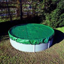 PE Pool-Abdeckplane rund für Pool 3,50 bis 3,60m Poolplane Poolabdeckung