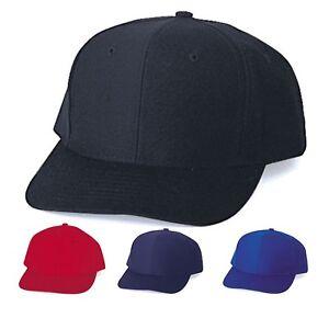 Youth Children Boys Girls Kids Size Cotton Twill 6 Panel Baseball Hats Caps