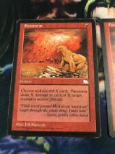 Firestorm - Weatherlight, Moderate Play, English x 1 #1