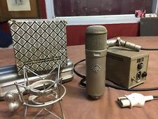 Neumann U47 Microphone - Genuine Neumann,  VF14 Valve, original condition.