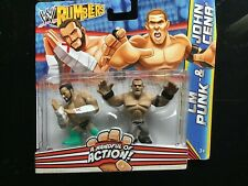 WWE Wrestling Rumblers CM Punk & John Cena