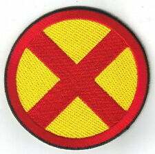 Marvel Comics X-Men Movie Shoulder Logo Embroidered Patch, NEW UNUSED