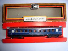 Liliput H0 83303-Schürzenwagen 3.KL Blauer Enzian DB-TOP-OVP- passenger car