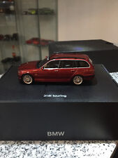 BMW 318i Touring E46 1:43 Minichamps