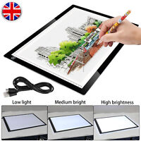 A3 LED Drawing Copy Board Tracing Light Box Ultra-thin Pad For Diamond Painting
