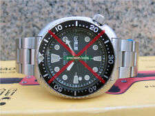 Solid Steel End Pieces 546B Replacement Bracelet Double Lock For Scuba 6309-7040