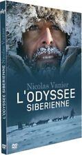 DVD L'Odyssée Sibérienne Nicolas VANIER NEUF sous cellophane