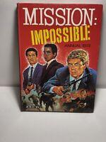 Mission Impossible Annual 1972 Vintage Hardback Book