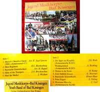 LP Jugend Musikkorps Bad Kissingen - Youth Band Bad Kissingen (Fidelity) US