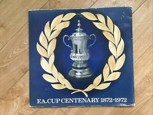 Esso F.A. Cup Centenary 1872-1972 Full Coin Collection