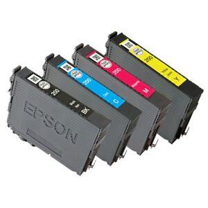 100 Sets (400) Virgin Genuine Empty Epson 200 Ink Cartridges QUALITY EMPTIES