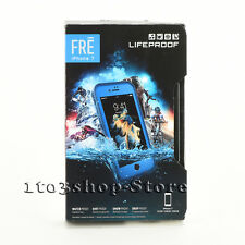 "LifeProof FRE Water Dust Snow Proof Hard Case Cover Skin for iPhone 7 4.7"" Blue"