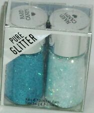 2 PC Set Of Hard Candy POPPIN PIGMENTS Loose Eye Shadow DEEP BLUE SEA #783