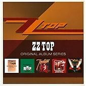 ZZ Top - Original Album Series 5CD Set 5 Full length Classic albums - UK Warner