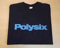 RETRO SYNTH T SHIRT SYNTHESIZER DESIGN POLYSIX  S M L XL XXL