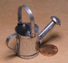 SCALA 1:12 Grande RUSTY Annaffiatoio Casa delle Bambole Accessorio da giardino in miniatura