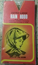 Rain Bonnet Hood large