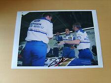 Jacques Villeneuve Genuine Autograph - UACC / AFTAL.