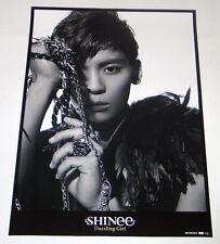 SHINee - Dazzling Girl (JAPAN) PROMOTION POSTER [JONGHYUN Ver.]