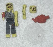 Forest Zombie - The Walking Dead (MiniMates) - 100% complete