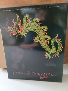 Barbie Fantasy Goddess of Asia ~ Bob Mackie Design 1998 - Limited Edition