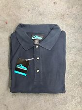Mens Size 3X, 3XL Golf / Polo Shirt - Famous Brand - Navy