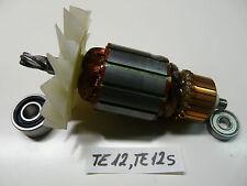 Anker, Rotor für Hilti TE 12, TE 12 S mit beiden  Lagern !!!!